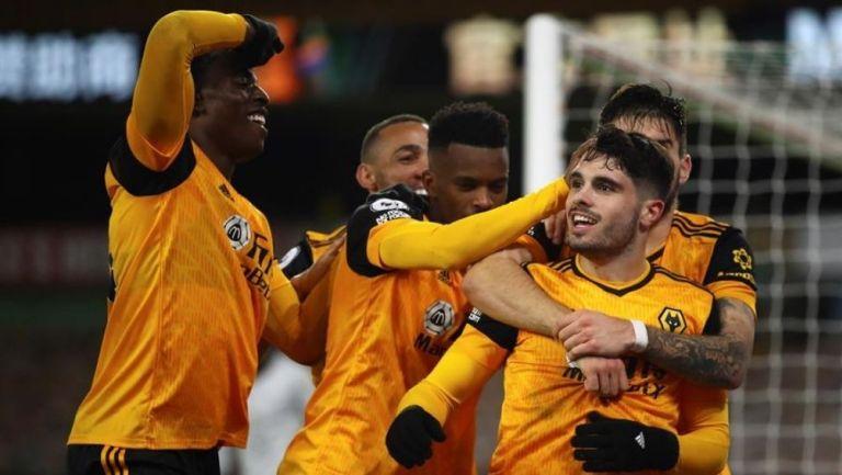 Wolverhampton volvió a la victoria