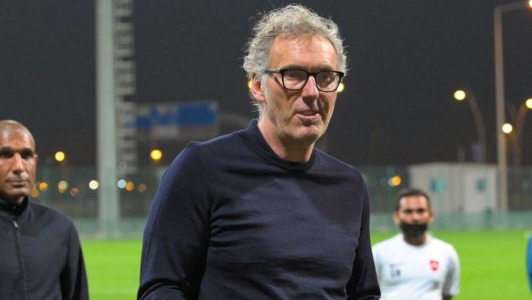 Laurent Blanc, nuevo entrenador del Al-Rayyan