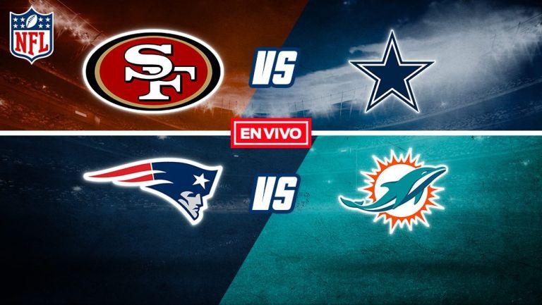 EN VIVO Y EN DIRECTO: Dallas Cowboys vs San Francisco 49ers