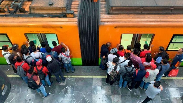 Millones de usuarios utilizan el STC Metro todos los días