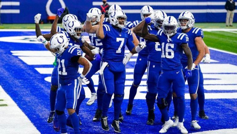 Colts venció a Texans