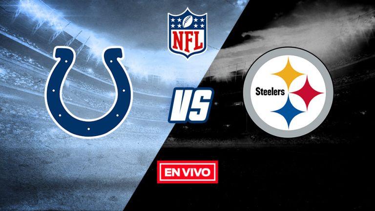 EN VIVO Y EN DIRECTO: Colts vs Steelers Semana 16