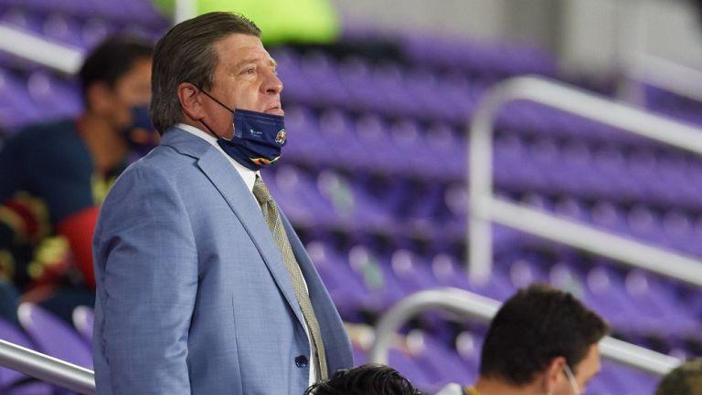 Miguel Herrera es despedido por América tras eliminación en la Liga de Campeones de la Concacaf