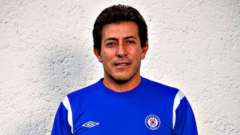Roberto Pérez Loarca, nuevo DT de Cruz Azul Femenil