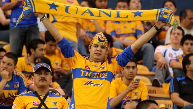 Los aficionados de Tigres tendrán que festejar desde casa