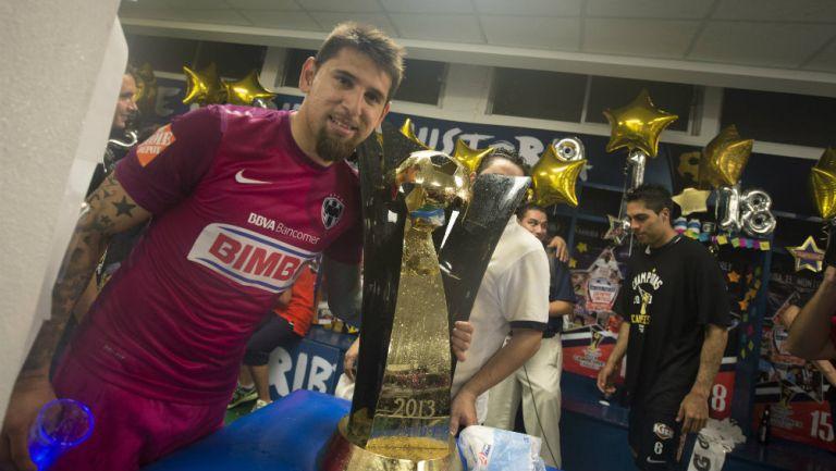 Tigres: Jonathan Orozco ironizó por el título de Concachampions de los felinos