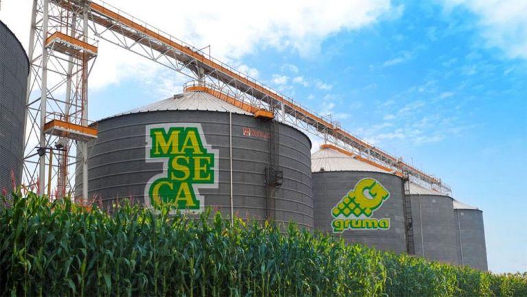 Parte de las instalaciones de Grupo Maseca