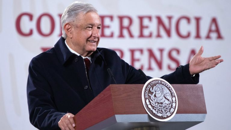 Covid-19: Andrés Manuel López Obrador aseguró que esperará su turno para vacunarse