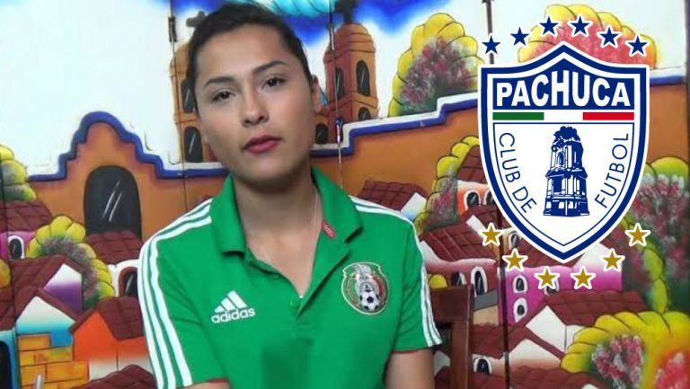 Liga MX Femenil: Pachuca anunció la incorporación de nueva portera