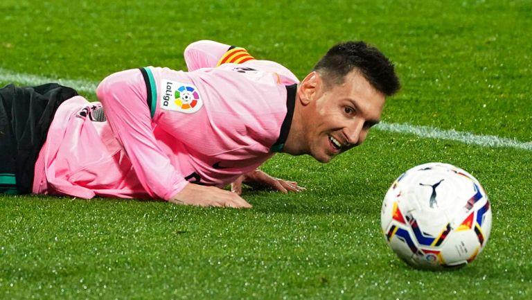Barcelona: Lionel Messi no jugará último partido de 2020