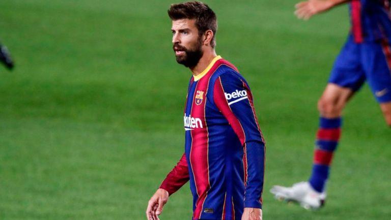 Gerard Piqué: 'Espero seguir jugando tres o cuatro años más'