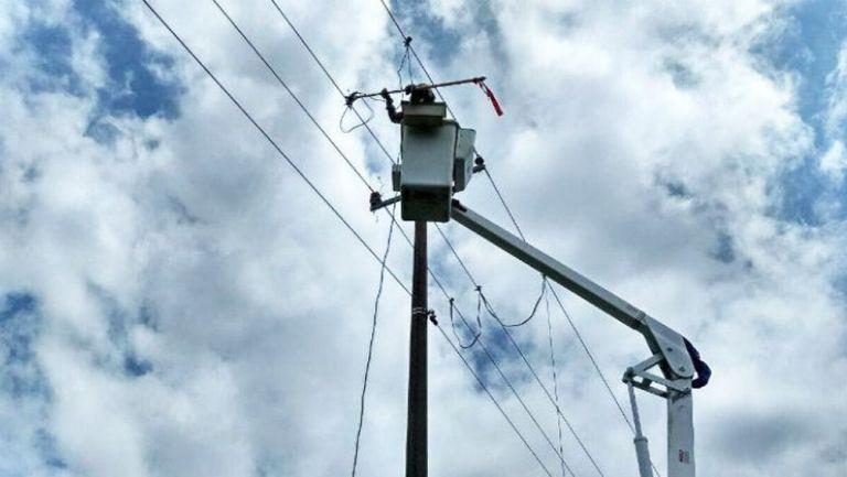 Elementos de la CFE se encargan de restablecer la energía