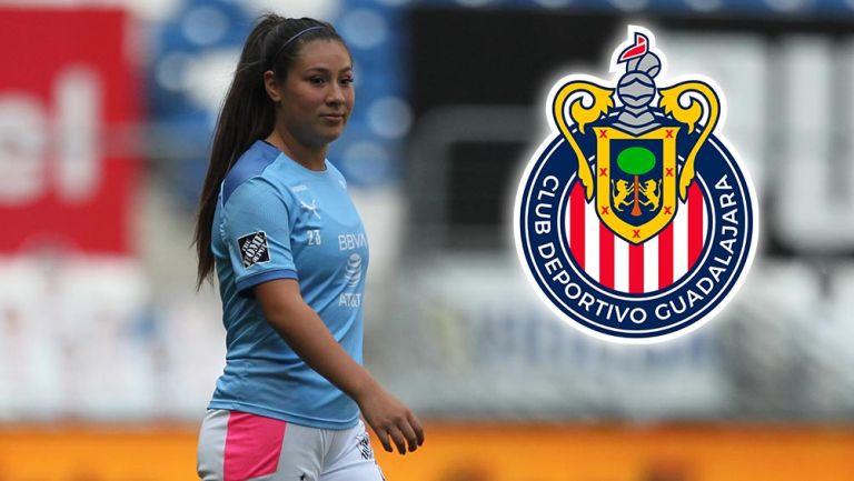 Chivas Femenil: Karol Bernal, primer fichaje oficial del Rebaño