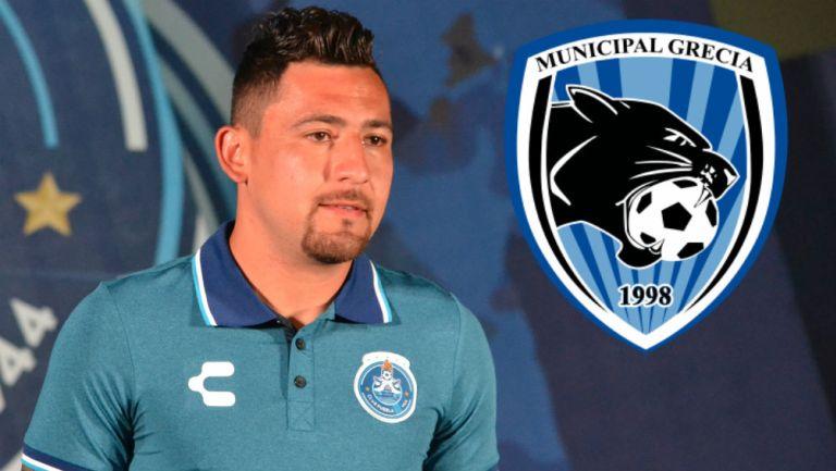 Abraham Darío Carreño: Nuevo jugador del Municipal Grecia de Costa Rica