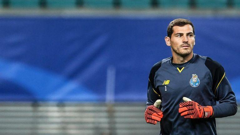 Iker Casillas dejó el futbol profesional este 2020
