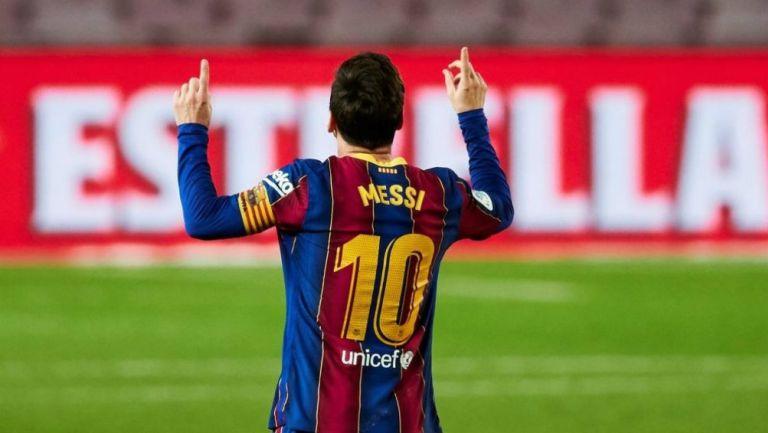 Messi: Saldría del Barcelona en 2023 para llegar a la MLS según medio español