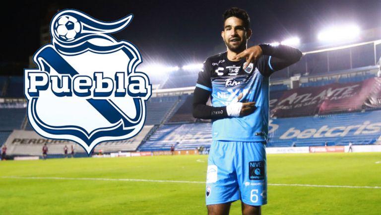 Puebla: Diego de Buen reforzará a La Franja en el Clausura 2021
