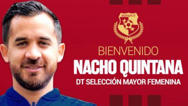 'Nacho' Quintana, anunciado como nuevo DT
