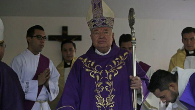 Juan Sandoval Iñiguez, cardenal emérito de Guadalajara
