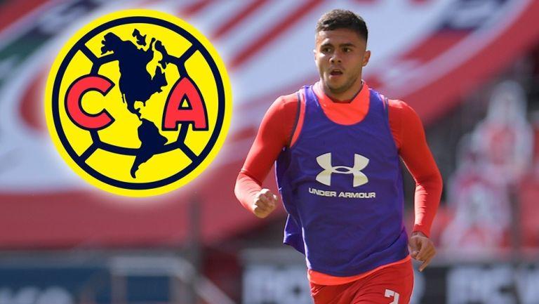 Alan Medina, cerca de ser nuevo jugador del América