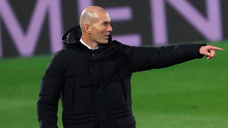 Zinedine Zidane: 'Queremos que 2021 sea el año de Eden Hazard'