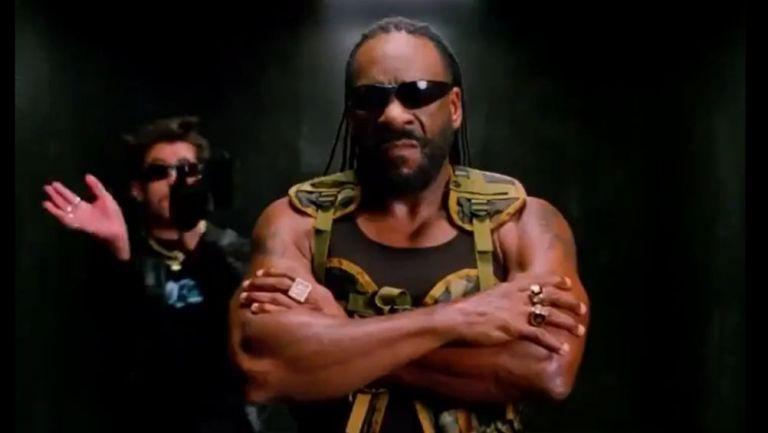 Booker T en el nuevo video de Bad Bunny