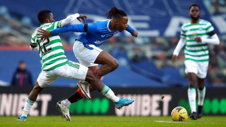 Rangers derrotó al Celtic en el Clásico escocés