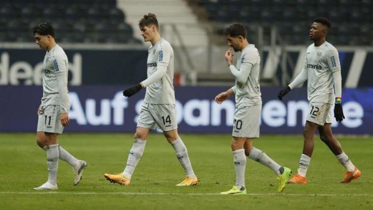 Bayer Leverkusen concretó su segunda derrota