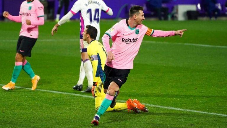 Lionel Messi fue dado de alta