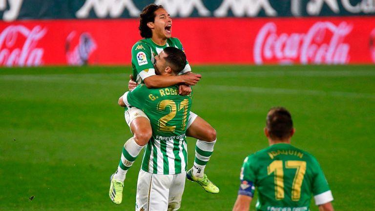 Diego Lainez: Titular en LaLiga por primera vez esta temporada