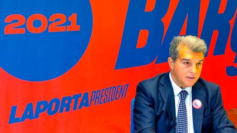 Joan Laporta buscará volver a ser Presidente del Barcelona