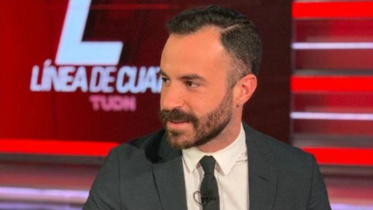 Marc Crosas en transmisión