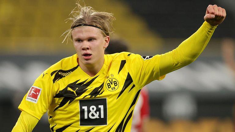 Borussia Dortmund: Aconseja a Haaland seguir pasos de Robert Lewandowski
