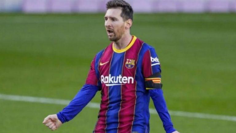 Barcelona: Crearía un equipo en la MLS para Lionel Messi