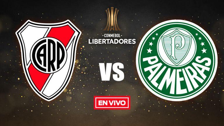 EN VIVO Y EN DIRECTO: River Plate vs Palmeiras