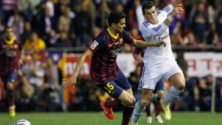 Iker Casillas: El exportero le recordó a Marc Bartra su 'error' en la Copa del Rey 2014