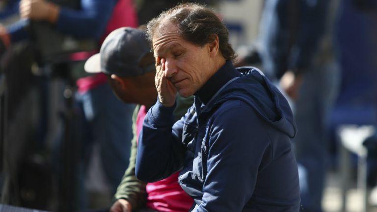 Jaime Ordiales: 'Yo no quería que se fuera Robert Dante Siboldi'