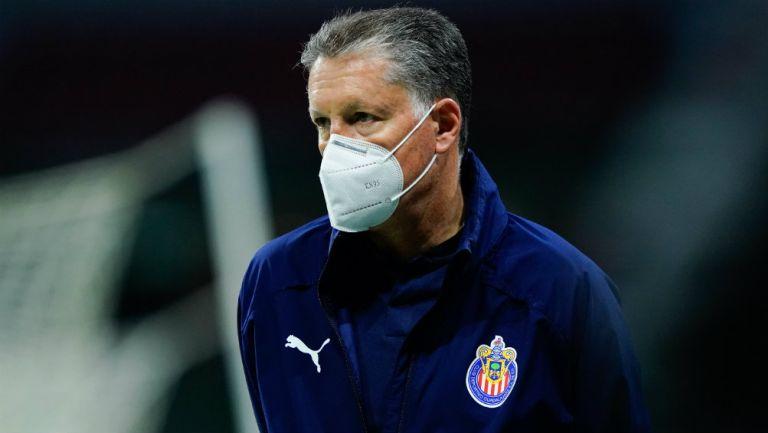 Ricardo Peláez: 'Chivas tiene que ser una Selección Nacional para poder competir'