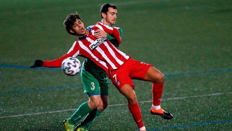 ¡Histórico! Un equipo de tercera división humilló al Atlético en Copa