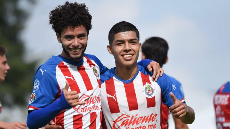 César Huerta: 'Chivas será la base de la Selección Mexicana Olímpica'