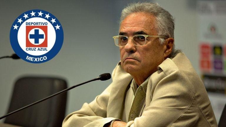 Álvaro Dávila es el nuevo presidente de Cruz Azul | El Gráfico