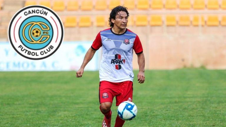 César Villaluz jugará con Cancún FC