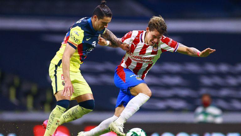 América vs Chivas en partido