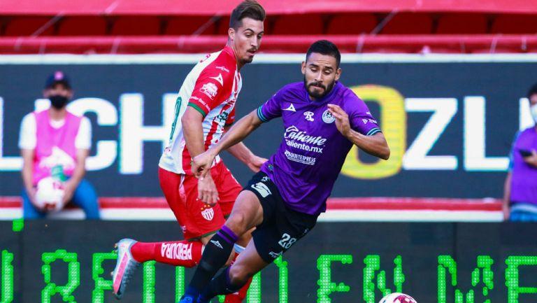 Mazatlán FC en partido