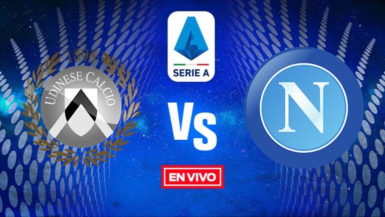 EN VIVO Y EN DIRECTO: Udinese vs Napoli Jornada 17