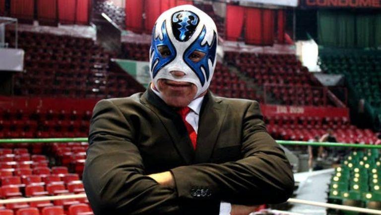 Atlantis, luchador en la CMLL
