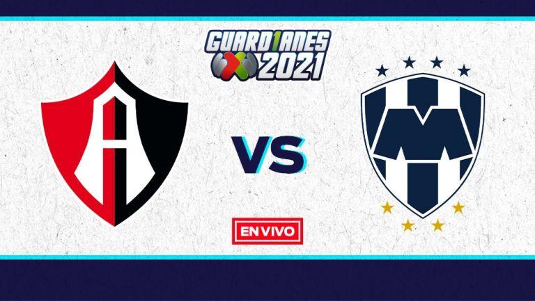 EN VIVO Y EN DIRECTO: Atlas vs Monterrey