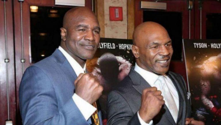 Holyfield quiere enfrentar a Tyson de nuevo