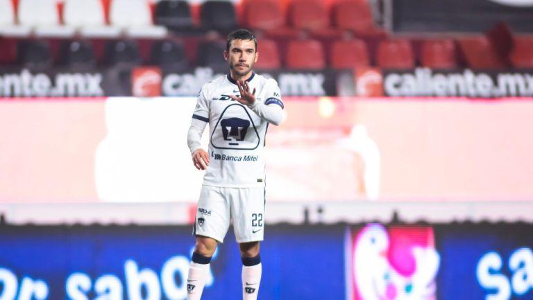 Juan Pablo Vigón en empate vs Xolos