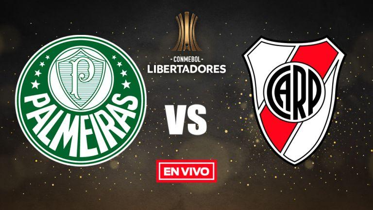 EN VIVO Y EN DIRECTO: Palmeiras vs River Plate Semifinales Vuelta